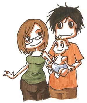 Notre petite famille