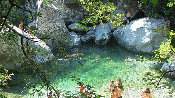 Piscine Naturelle Poudre D 39 Escampette
