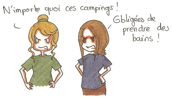 Camping de Luxe !