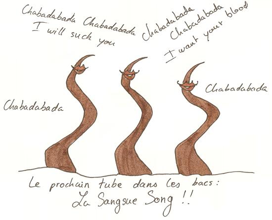 Sangsue Song