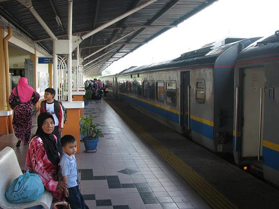 Gare de Kota Bharu