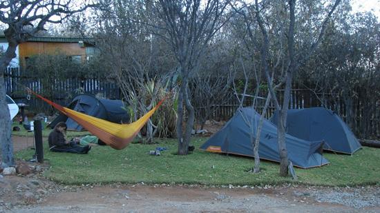 Camping à Punaises