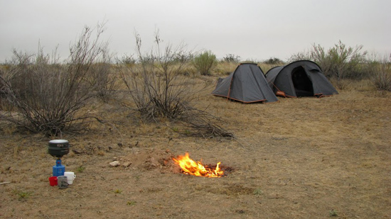 Petit campement