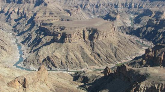 Le Fish River Canyon