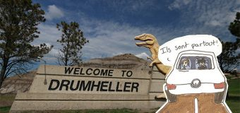 Vendredi 1er Août : A la rencontre des dinosaures de Drumheller