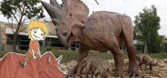Samedi 2 Août : Tyrell Museum et Dinosaur Provincial Park