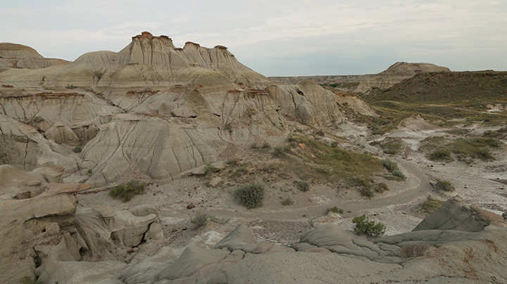 badlands_rochers