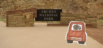 Samedi 10 Août : Arches National Park