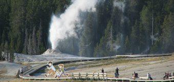 Mardi 20 Août : Les Geysers de Yellowstone
