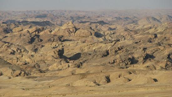 Le Mordor de Namibie